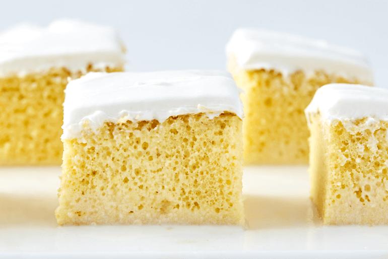 Betty Crocker tres leches cake